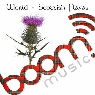 World - Scottish Flavas