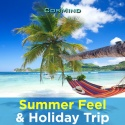 Summer Feel & Holiday Trip