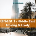 Orient 1 - Middle East - Moving & Lively