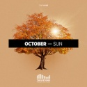 October sun - acoustic textures