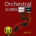 Orchestral Scores Dark & Light