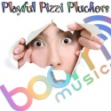Playful Pizzi Pluckers